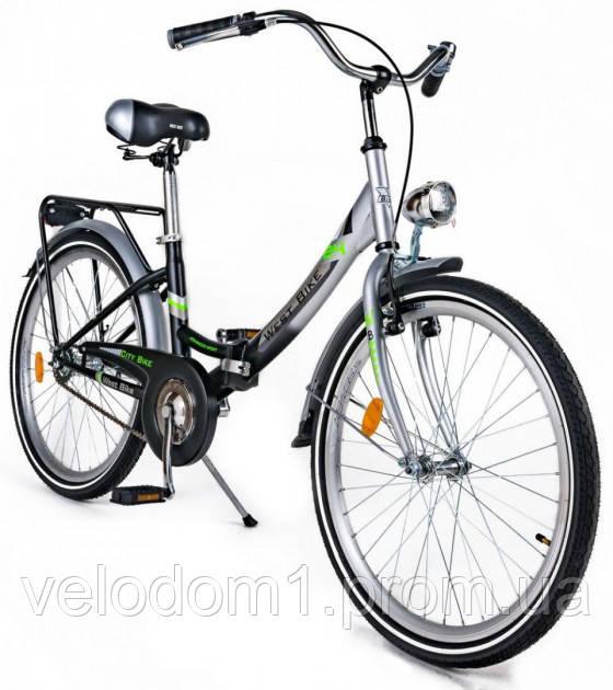 Велосиипед West Bike Складной 1скорость 2018
