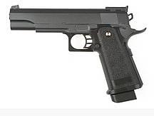 Пистолет ASG Galaxy G6+ с кобурой