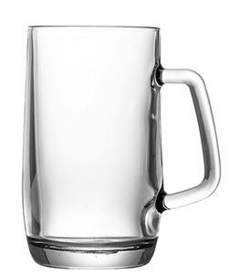 Бокал стеклянный для пива PRINCE 400мл.