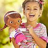 Doc McStuffins Plush Doll  мягкая игрушка Доктор Плюшева