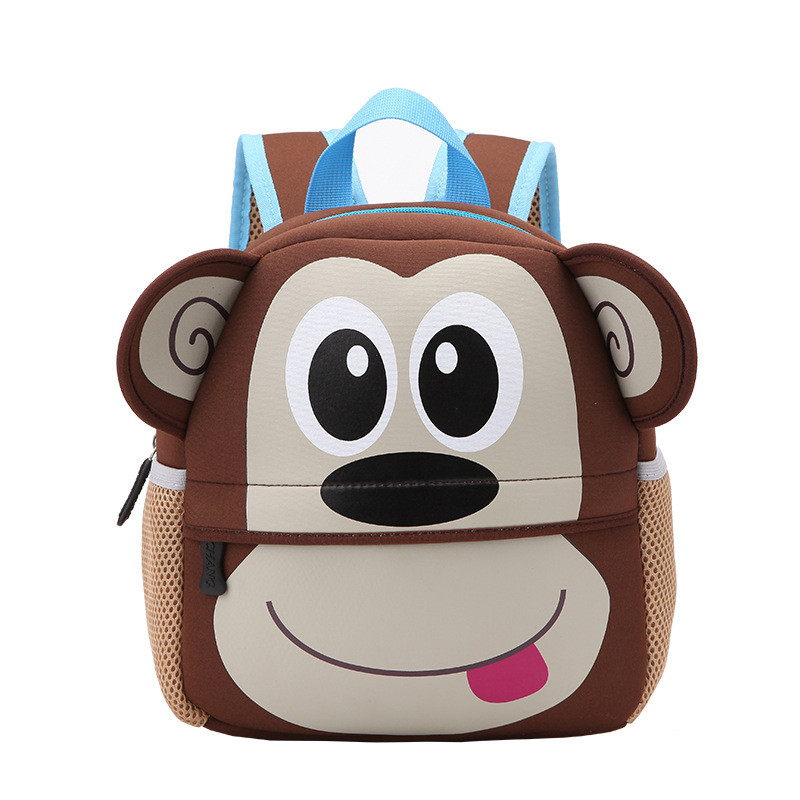 Детский рюкзак забавная мартышка