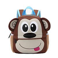 Детский рюкзак забавная мартышка, фото 1