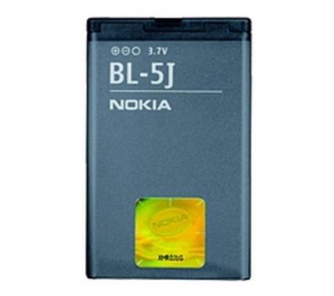Аккумулятор nokia bl 5j 5800, 5228, 5230 AAA, фото 2
