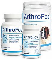 Витаминно-минеральная добавка для собак ArthroFos, ведро таб. 800 г (хондропротектор)