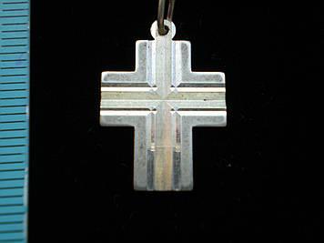 Крестик Грань 2,5 см