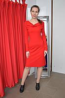 """Сукня """" Браво, Мерил!"""" двонитка рр.42-48, фото 1"""