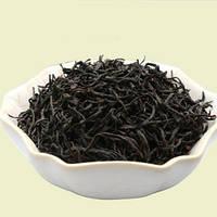 Копчёный чай лапсанг сушонг, чёрный, сильно ферментированный, со смолянистым ароматом и привкусом, пакет 100г
