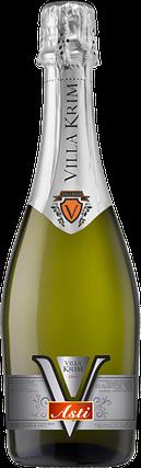 Вино сладкое белое игристое Villa Krim SALUTE ASTI 0.75л, фото 2
