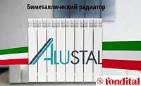 Биметаллический радиатор Fondital Alustal 500/100 (Италия)