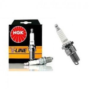 Свічка запалювання 0.9 BPR6E ВАЗ 2108-099,Ланос 1.5 , NGK, V-LINE 2