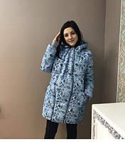 Куртка зимова для вагітних Принт1 (Куртка зимняя для беременных ПРИНТ) Pregnant_3