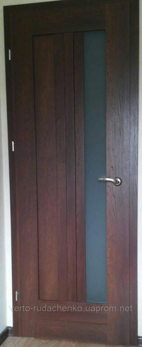 Двери Verto Лада 3А.1 цвет Дуб британский «Verto-CELL»
