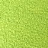 Блокнот ділової COLOR TUNES А5 96арк. чистий, позов. шкіра, салатовий, фото 3