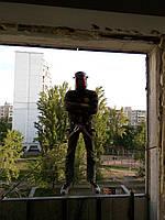 Усиление балкона и замена перил на балконе, фото 1