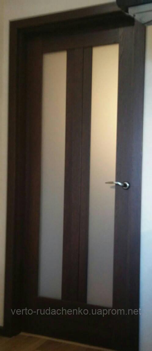 Двери Verto Лада 3А.2 цвет Дуб британский «Verto-CELL»