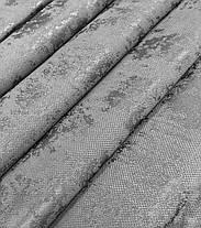"""Готовые Портьеры """"Эверест"""" Светло-Серый, фото 2"""