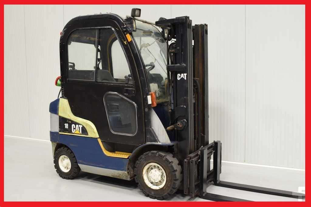 CAT Lift Trucks GP 18 N