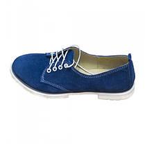 Туфли женские замшевые 388, фото 3