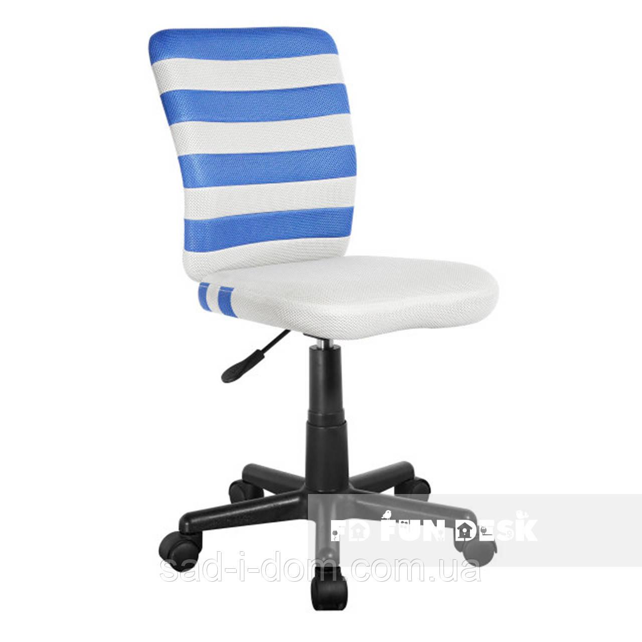 Детское компьютерное кресло FunDesk LST9, голубое