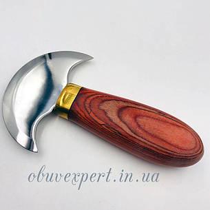 Нож шерфовальный Полумесяц, фото 2