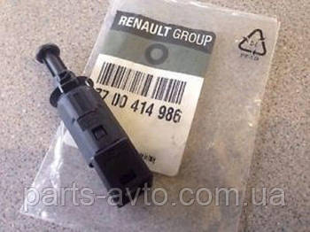 Датчик педали тормоза Renault Logan, Sandero, Kangoo, Clio 2, Symbol  Original 7700414986