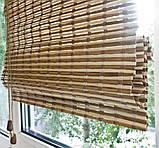Деревянные и бамбуковые жалюзи, фото 5