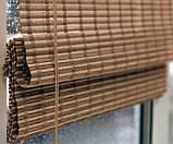 Деревянные и бамбуковые жалюзи, фото 6
