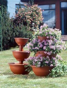 Каскад цветочный LAMELA