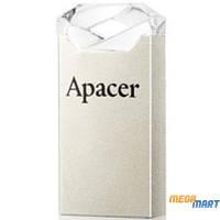 USB флеш память Apacer AH111 Crystal RP USB 2.0 16GB (AP16GAH111CR-1)