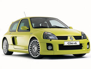 Тюнинг Renault Clio 2 (1998-2005)