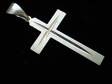 Крестик Луч 3,5 см