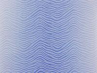 Обои на стену, зебра, принт, акрил на бумажной основе, Соната 4018-03, голубая однотонка,0,53*10м