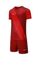 Футбольная форма Europaw 018 красная