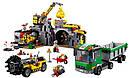 """Конструктор Lepin 02071 (Lego City 4204) """"Шахта"""", 838 дет, фото 2"""