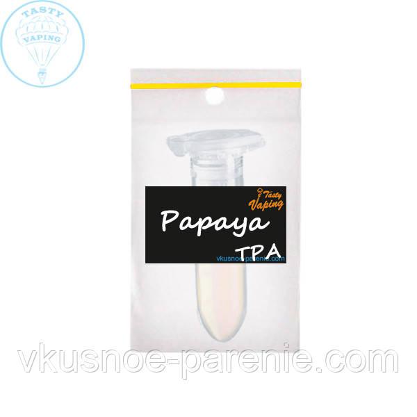 Ароматизатор Papaya (Папайя) TPA 1мл
