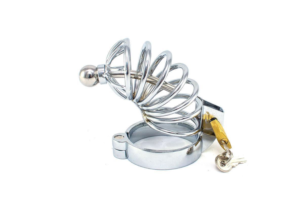 Пояс верности Спираль уретра сталь
