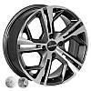 Литые диски Zorat Wheels D5139(5255) R15 W6.5 PCD4x108 ET18 DIA65.1 MGRA