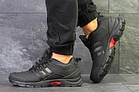 Кроссовки в стиле Adidas Climaproof (черные) термо кроссовки код товара 6283, фото 1