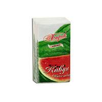 Носовые платочки с ароматом «Арбуз»