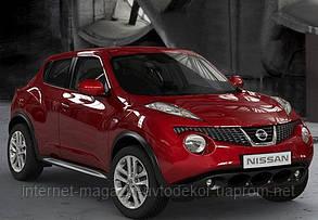 Брызговики модельные Nissan Juke (Лада Локер)
