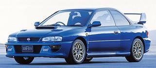 Тюнинг Subaru Impreza (05.1993-10.2000)