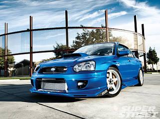 Тюнинг Subaru Impreza (2002-2005)