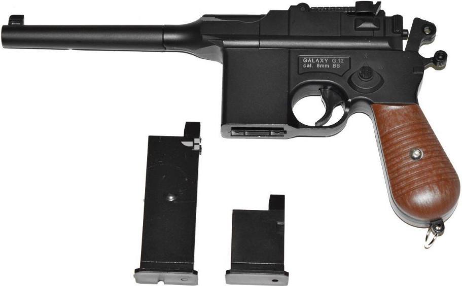 Страйкбольный пистолет Mauser Galaxy G12