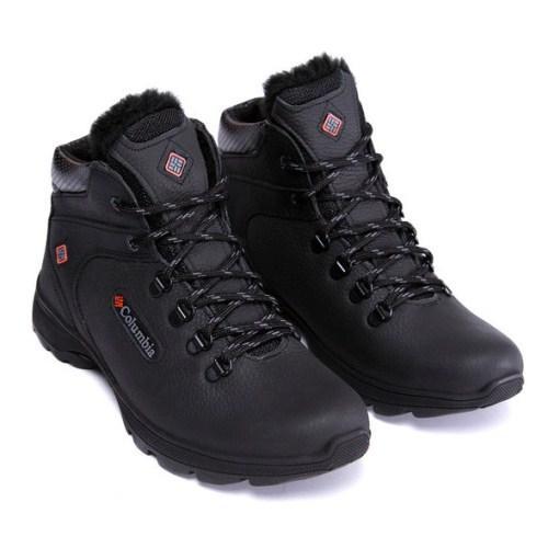 Чоловічі шкіряні зимові черевики Columbia Track Control. Розмір 42 ... 19f89e2dec422
