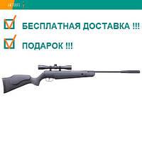 Пневматическая винтовка Crosman F4 NP RM 9-CFTNP17SX с ОП 4x32 газовая пружина перелом ствола 305 м/с