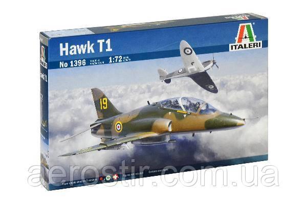 Hawk T1 1/72  Italeri 1396