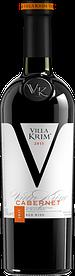 Вино сухое красное Villa Krim Cabernet 0.75л