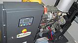 Генератор дизельный Universal Jenerator UND 22 kBA Open, фото 3