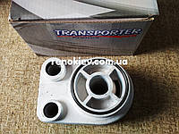Радиатор масла (теплообменик)Renault  Kangoo 1.5dCi  2003->