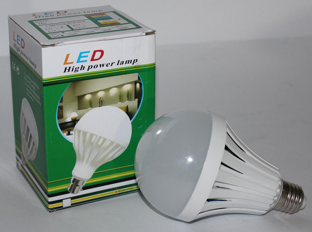 Світлодіодна лампа з аварійним живленням 12W